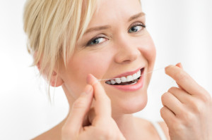 Learn the importance of flossing from your dentist near Vernon Hills.